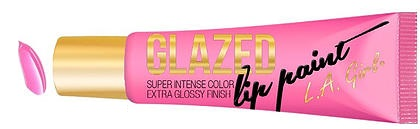 LA Girl Glazed Lip Paint - Babydoll