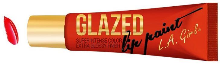 LA Girl Glazed Lip Paint - Pin Up 3