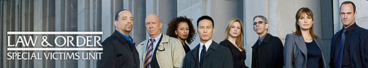 Law & Order SVU Logo