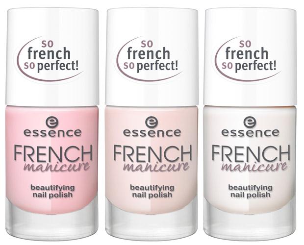 New - Essence - Nails - French Manicure Nail Polish