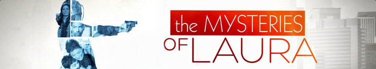 The Mysteries of Laura Logo