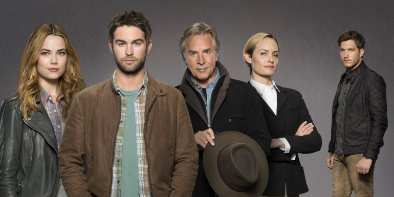 Blood and Oil - S1 - Cast 1