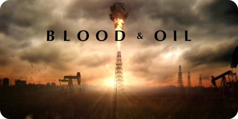 Blood and Oil - S1 - Logo 1