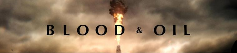 Blood and Oil - S1 - Logo 2