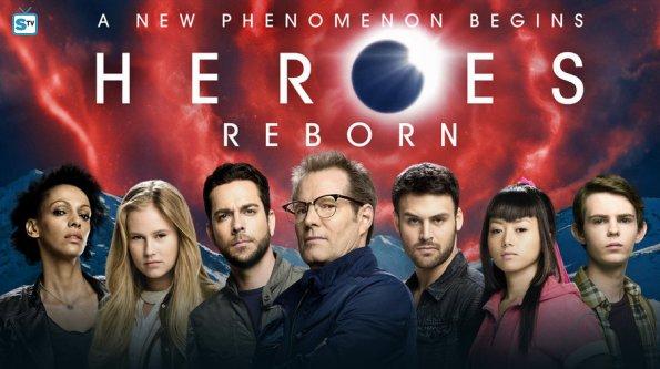 Heroes Reborn - cast 1