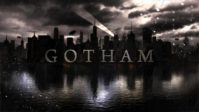 Logo - Gotham