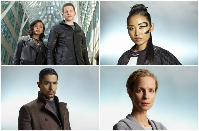 Minority Report - Cast