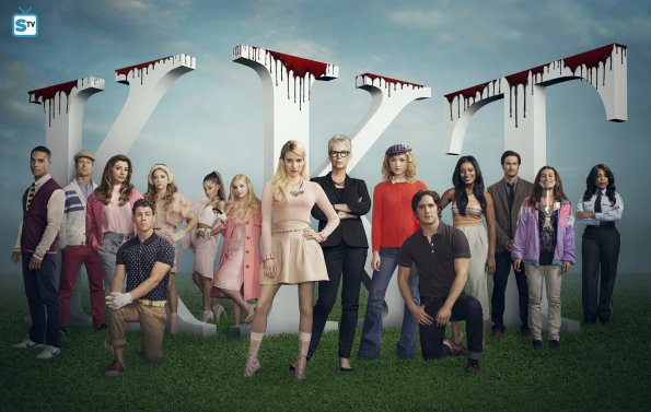 Scream Queens - cast