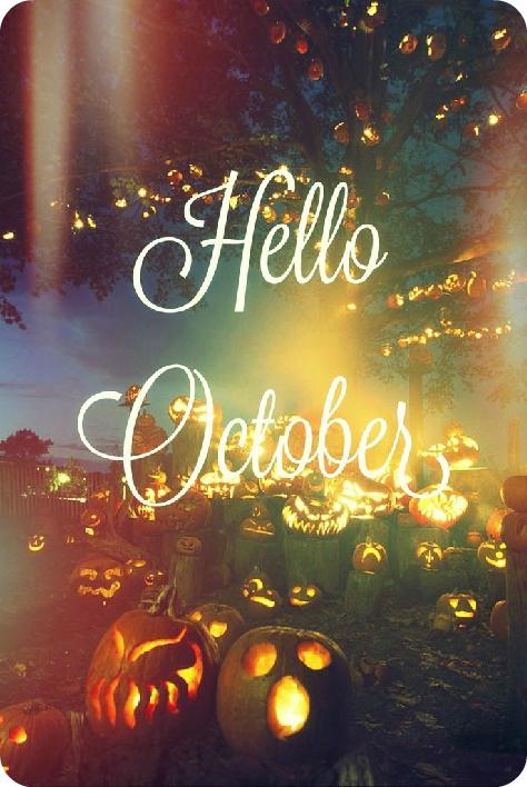 10. Hello October