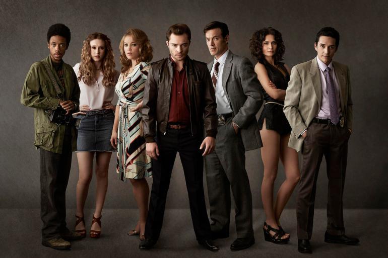 Wicked City Cast