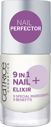 Catrice - New - 2016 - 9in1 Nail Elixir