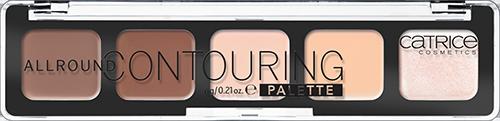 Catrice - New - 2016 - Allround Contouring Palette - 1 colour