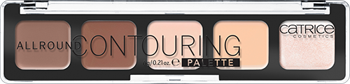 Catrice - New - 2016 - Allround Contouring Palette - 1 colour