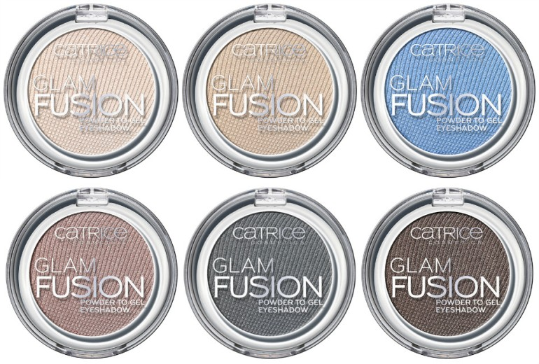 Catrice - New - 2016 - Glam Fusion Powder To Gel Eyeshadow - All