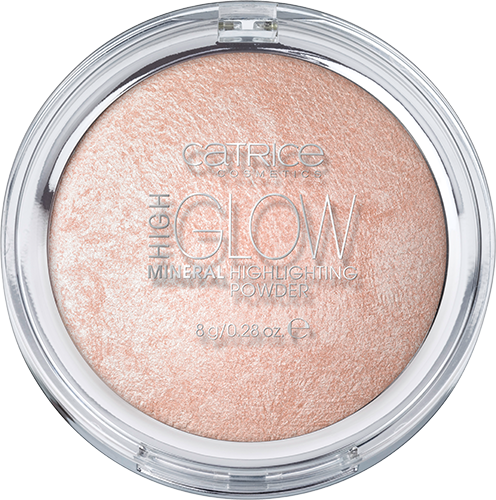 Catrice - New - 2016 - High Glow Mineral Highlighting Powder - 010 Light Infusion