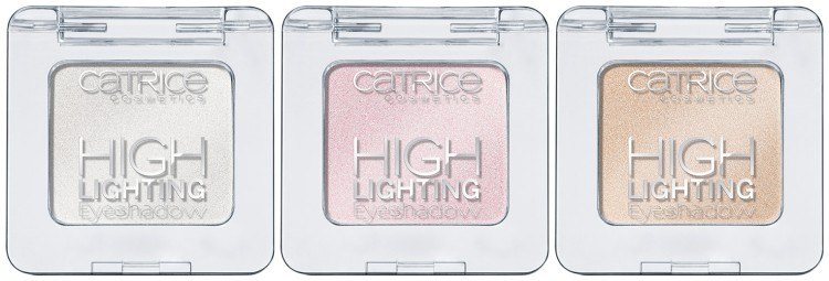 Catrice - New - 2016 - Highlighting Eyeshadow All