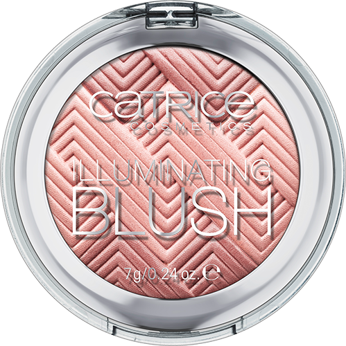 Catrice - New - 2016 - Illuminating Blush - La Vie En Rose