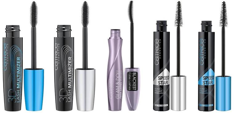 Catrice - New - 2016 - Mascaras All