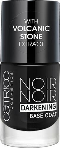 Catrice - New - 2016 - Noir Noir Base Coat