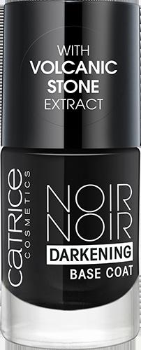 Catrice - New - 2016 - Noir Noir Base Coat