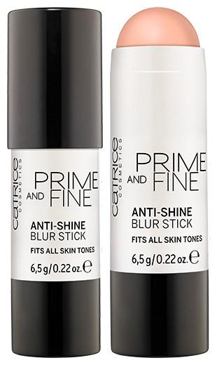 Catrice - New - 2016 - Prime And Fine Anti-Shine Blur Stick - Pic 3