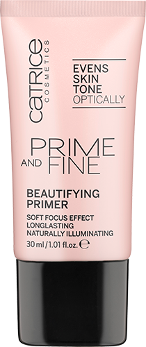 Catrice - New - 2016 - Prime And Fine Beautifying Primer