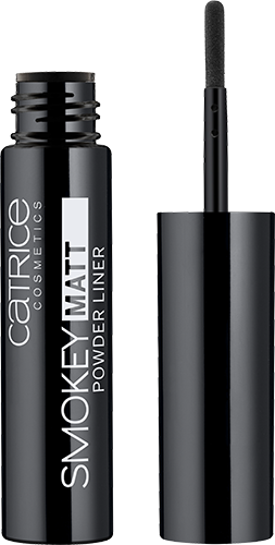 Catrice - New - 2016 - Smokey Matt Powder Liner Pic 2