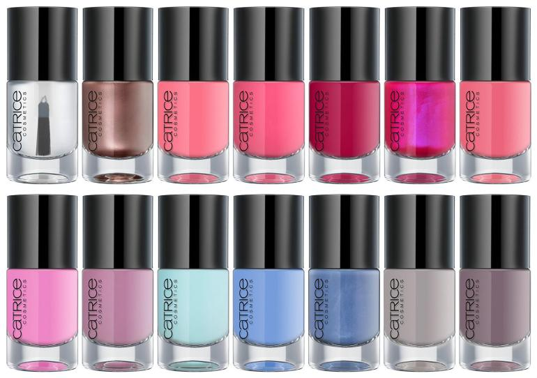 Catrice - New - 2016 - Ultimate Nail Lacquer - Main All