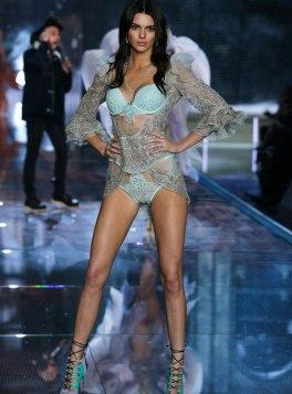 VS - 2015 - Portrait of an Angel - Kendall Jenner