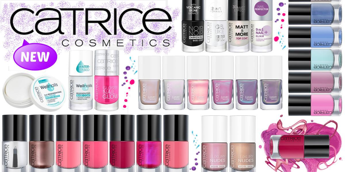 ♥ CATRICE ♥ New Products of 2016 – Nails – Popcorn & Pearls ...
