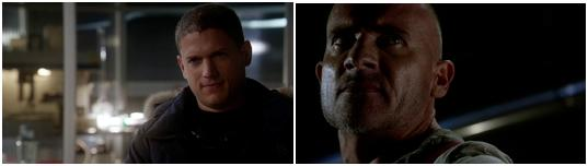 Legends of Tomorrow - Captain Cold and Heat Wave