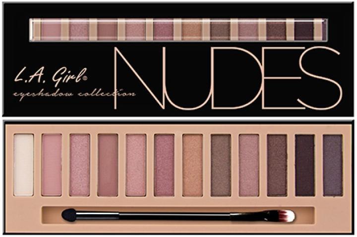 LA Girl Nude