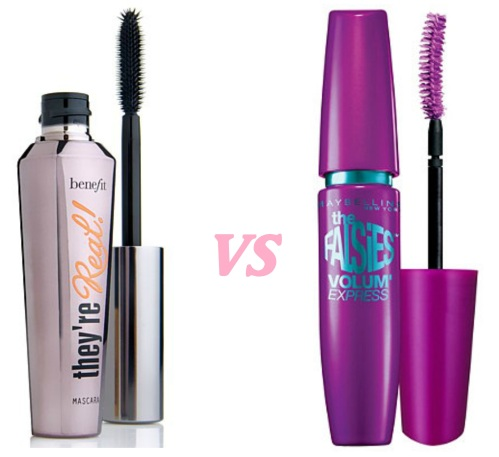 Spend vs Save - Mascara
