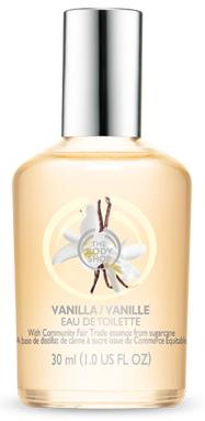 Fav Buys - Feb - Body Shop - Vanilla Spray