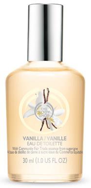 Fav Buys - Feb - Body Shop - Vanilla Spray