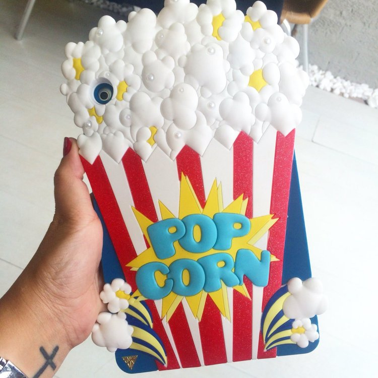 Fav Buys - Feb - Claires - Popcorn iPad Cover 2
