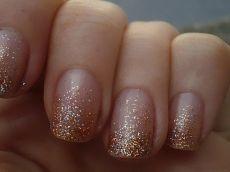 Nails - Rose Gold 2