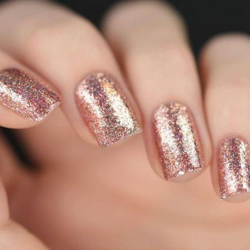 Nails - Rose Gold 3