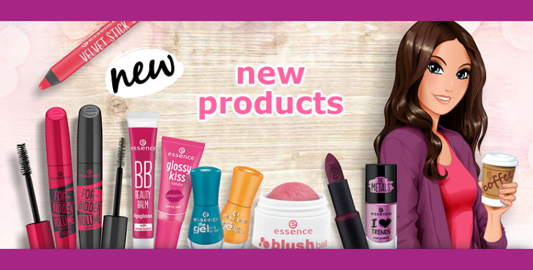 Essence New Products - All