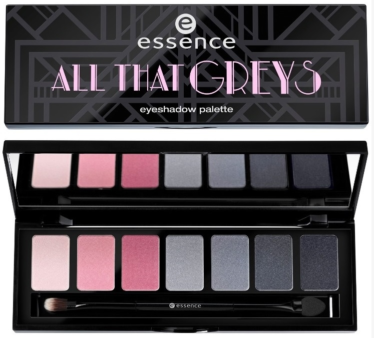 Essence - Trend Edition - All That Greys - Eyeshadow 2