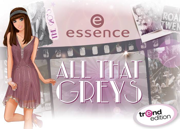 Essence - Trend Edition - All That Greys - Pic 1