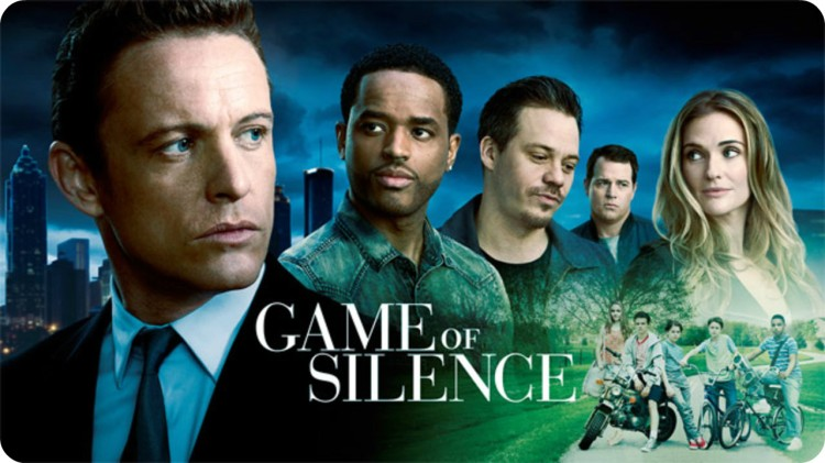 Game of Silence Logo