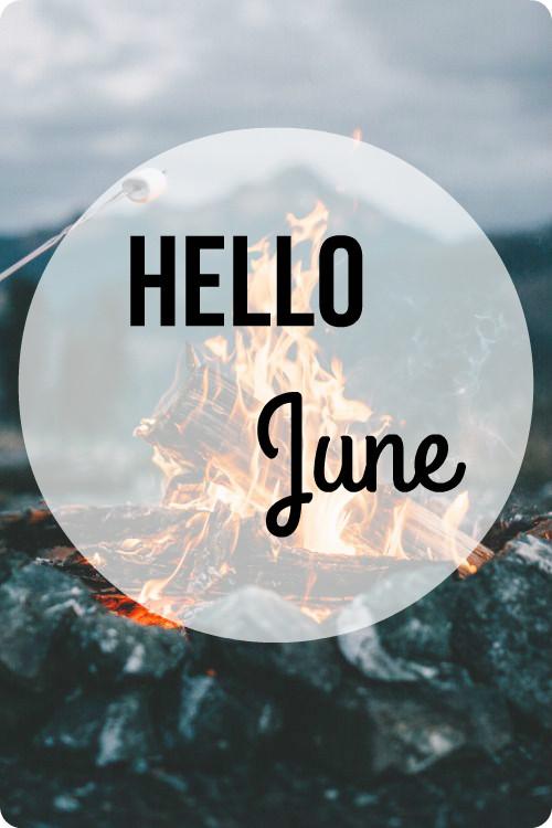 Hello Month - June 2