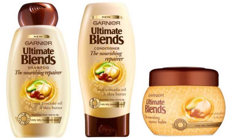 Garnier - Ultimate Blends - Avocado Oil 1