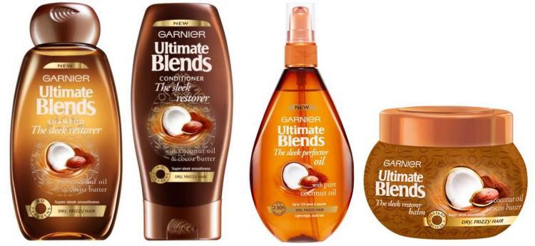 Garnier - Ultimate Blends - Coconut Oil 1