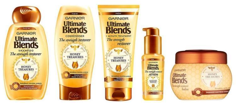 Garnier - Ultimate Blends - Honey 1