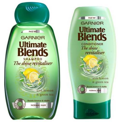 Garnier - Ultimate Blends - Lemon 1
