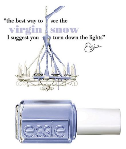 essie winter 1