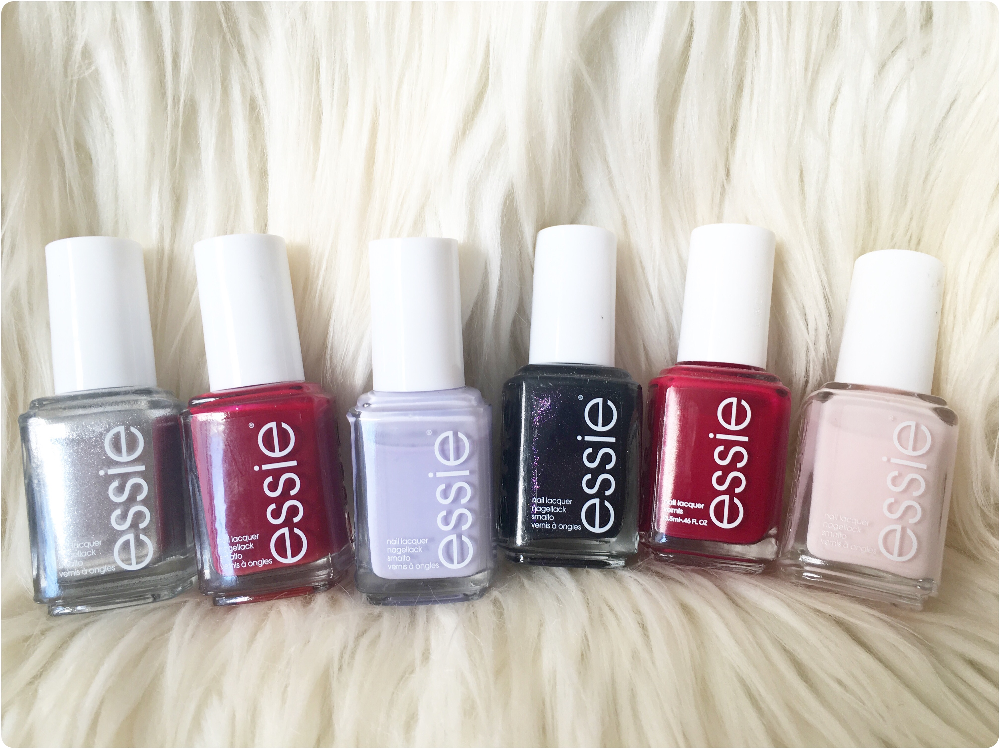 ❄ ESSIE ❄ Winter 2015 Collection {review} – Popcorn & Pearls ...