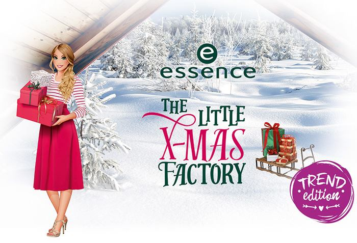 Essence- Litte Xmas Factory Holiday 1